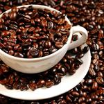 Tap, grains, coffee, cup