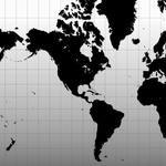 Map, world map, countries