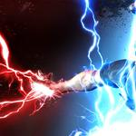 Infamous 2, lightning, wallpapers, game