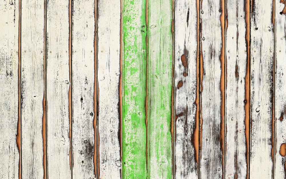 Wooden, paint, shabby