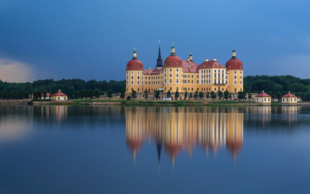 Countries architecture river reflection castle germany country architecture river reflection castle germany