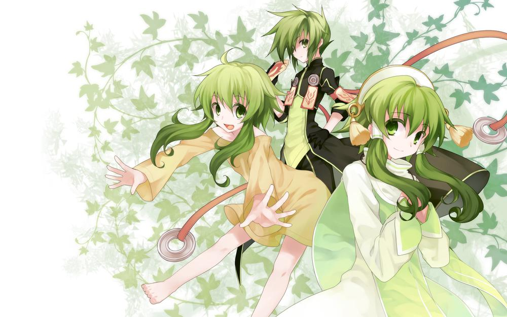 Florian,ion,green,tales of the abyss,sync