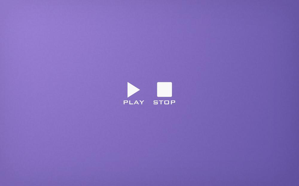 Signs, violet, style, play, music, stop, music