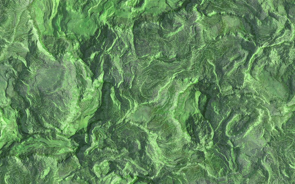 Structure, land, geological surfaces