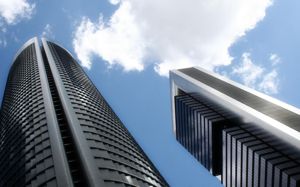 Countries architecture sky clouds building