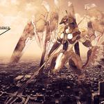Zone of the enders,anubis