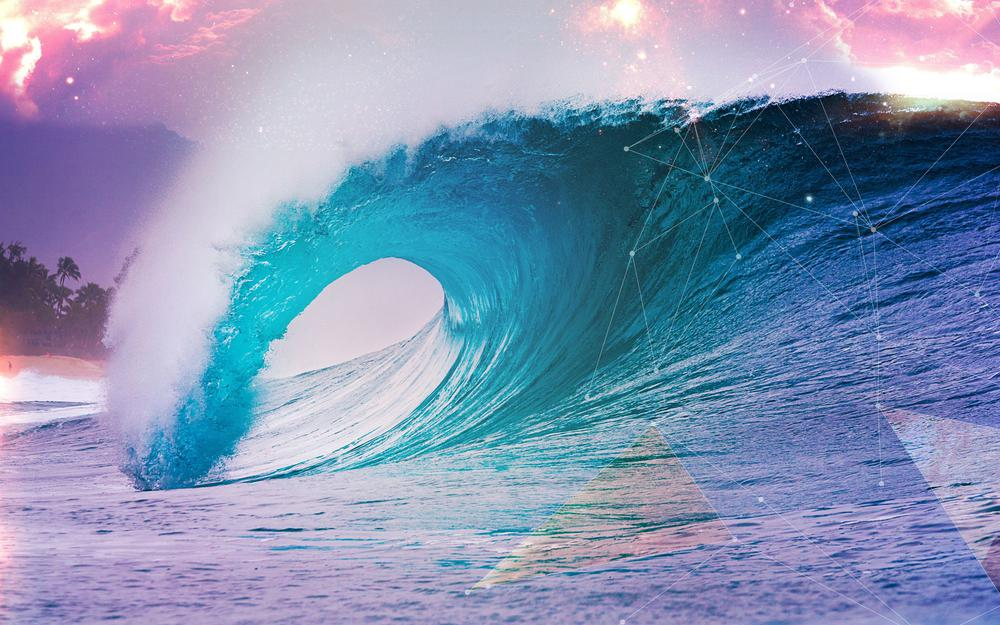 Wave, abstraction