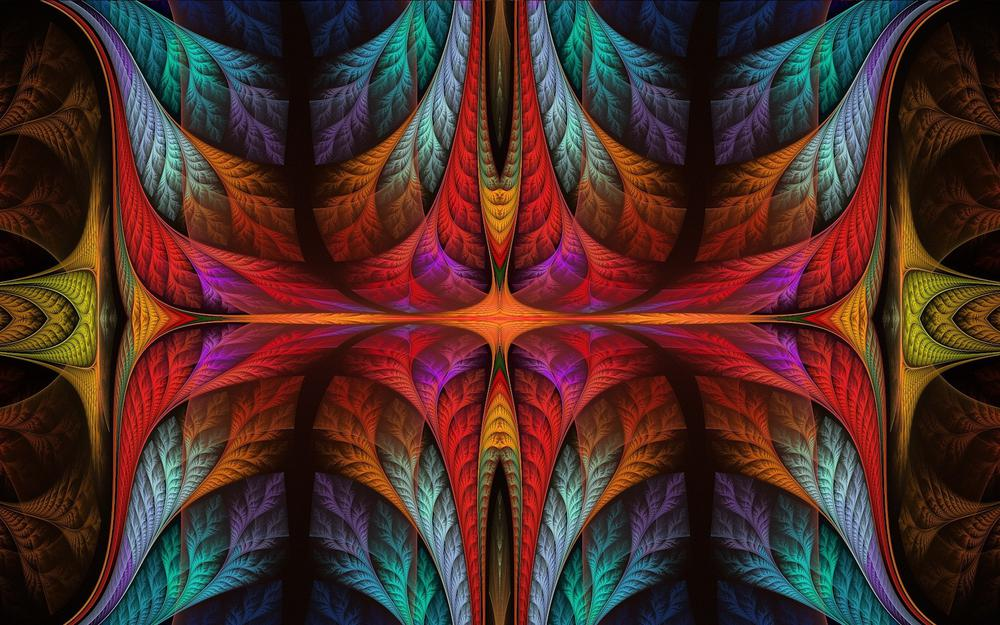 Color, pattern, abstraction