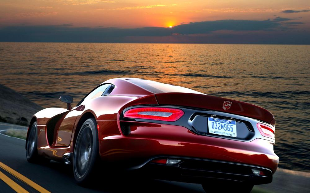 Car, dodge, oboya, viper, wallpapers, speed, red, car