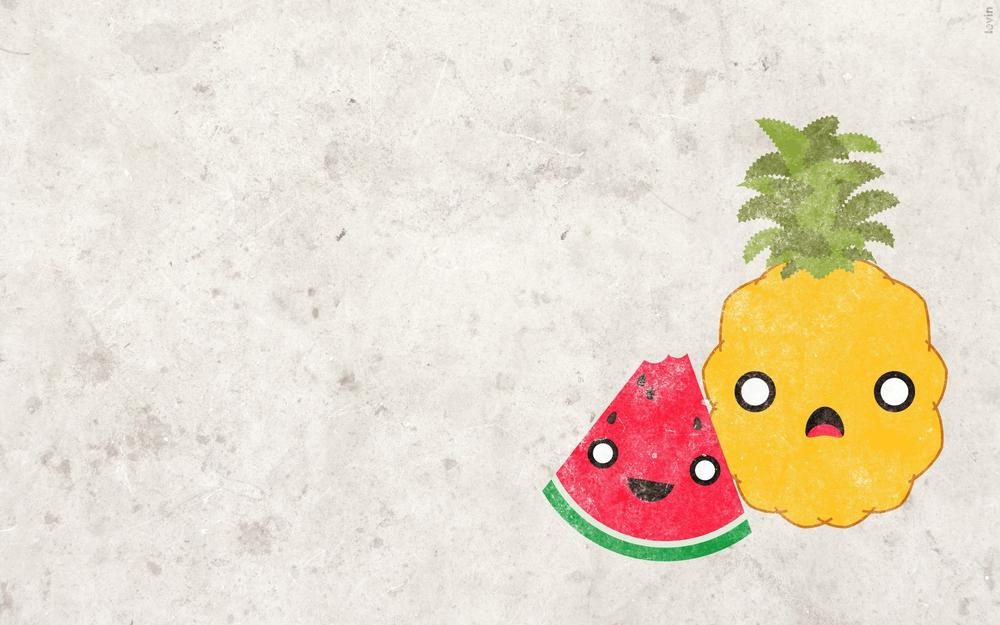 Pineapple, texture, fruits, gray background, wallpaper, face, solka