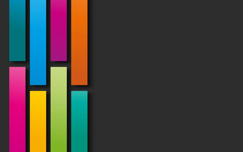 Abstract, rainbow, geometry, colors, colorful, shapes, background